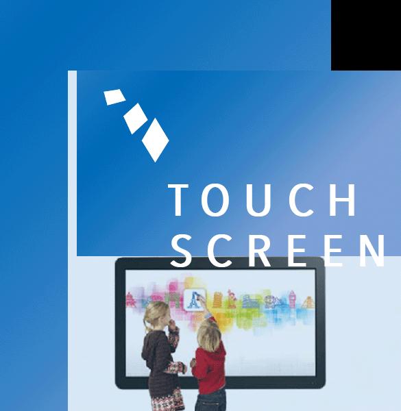 InfoWorks levert, en installeert touchscreens van oa. ctouch, dell, vidi-touch, hippo en nog veel meer.