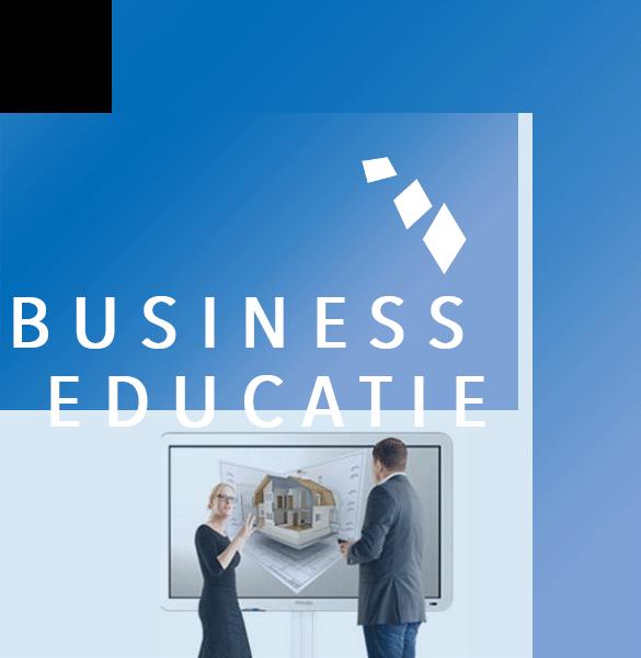 InfoWorks Touchscreens voor de educatie of meetingroom